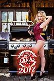 BBQ-Chicks erotischer Grillkalender 2017 - Barbecue calender