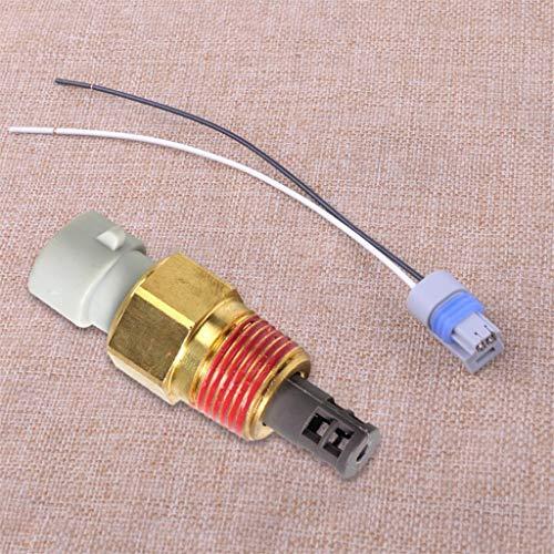 Ansauglufttemperatursensor passend für IAT MAT ACT mit Stecker-Kabelsatz 25036751 25037225 25037334