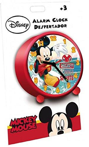 Unbekannt Disney Wecker mit Mickey Mouse Motiv