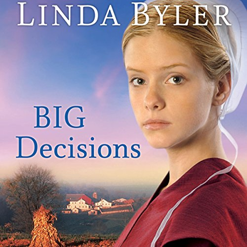 Big Decisions audiobook cover art