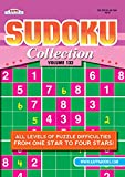 Sudoku Collection Puzzle Book-Volume 132