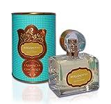 Eau de Parfum Bergamot aroma fresco nota cítrica 50 ml