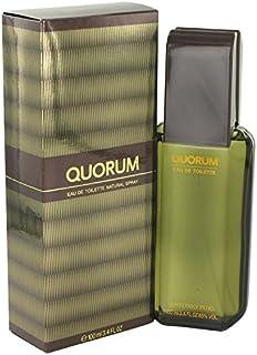 QUORUM by Antonio Puig Eau De Toilette Spray 3.4 oz for Men - 100% Authentic