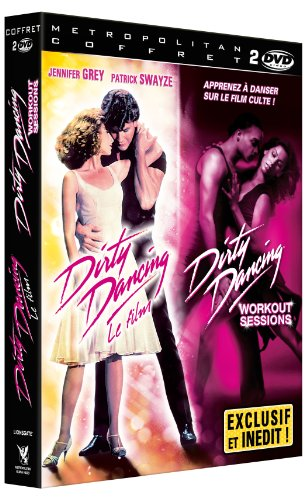 Dirty Dancing - Dirty Dancing official dance workout : coffret 2 DVD [FR Import]