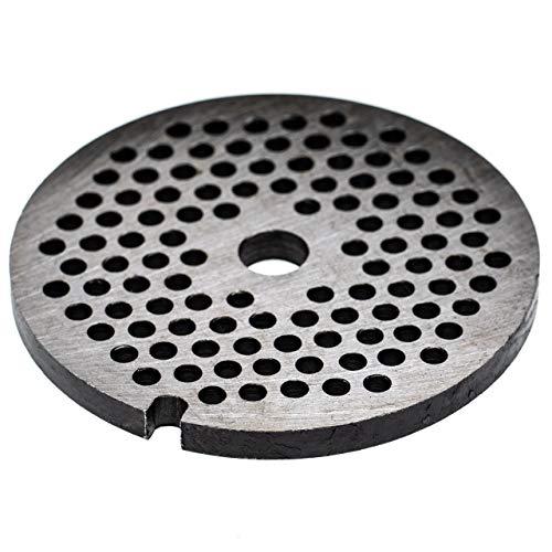 vhbw Disco perforado para picadoras nº. 32, diámetro del