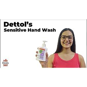 Dettol Skincare Liquid Hand Wash – 200 ...