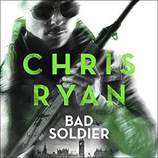 Bad Soldier     Danny Black Thriller 4              By:                                                                                                                                 Chris Ryan                               Narrated by:                                                                                                                                 Michael Fenner                      Length: 12 hrs and 48 mins     533 ratings     Overall 4.6