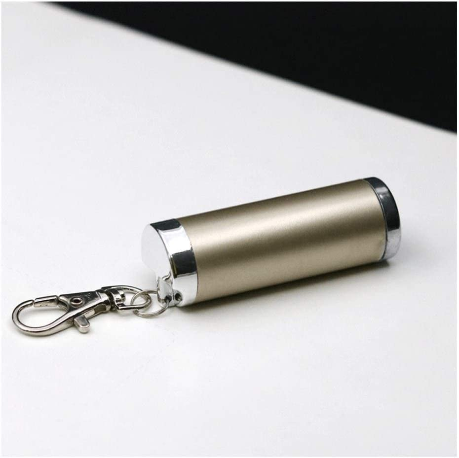 Cigar Lady's Portable Pocket Metal Outdoor for Out with Keychain Max Max 87% OFF 80% OFF