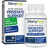 Natural And Organic: Gloryfeel Prostate Health Supplement Review