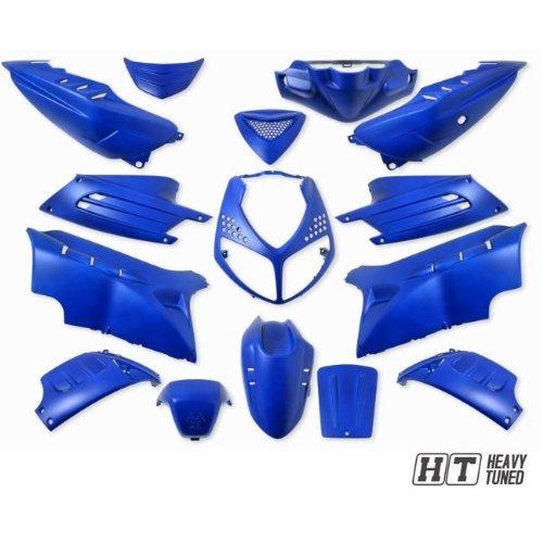 Verkleidung 15 Teilig StylePro für Peugeot Speedfight 2 matt Blau