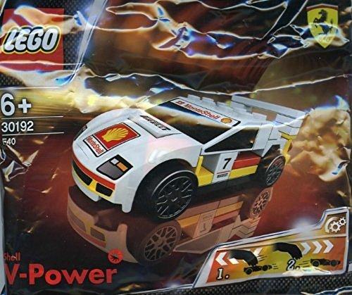 LEGO Ferrari Shell Promo 30192 Ferrari F40 Polybeutel