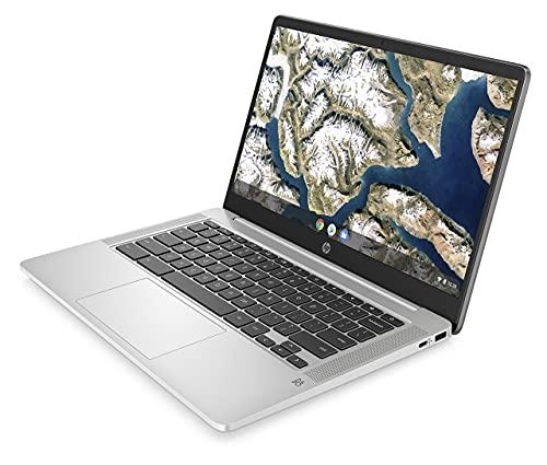HP Chromebook 14a | 14a-na0290ng (14″, FHD, IPS, Pentium Silver N5030, 8GB, 128GB eMMC) - 3