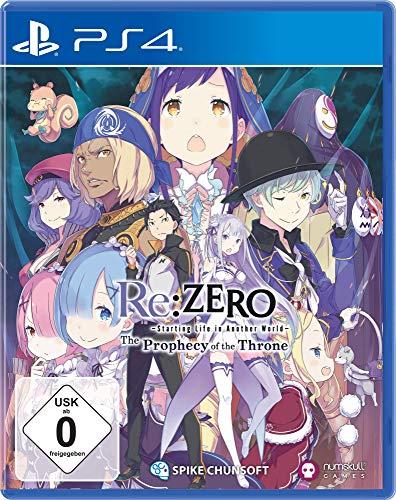 Re: Zero - The Prophecy of The Throne - Standard [ [Importación alemana]