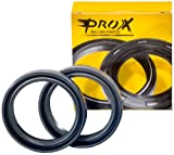 Prox Racing Parts 40.S485810 Dust/Oil Fork Seal Kit, Black