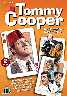 Tommy Cooper - The Complete LWT Series
