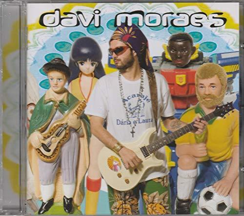Davi Moraes - Cd Orixá Mutante - 2004