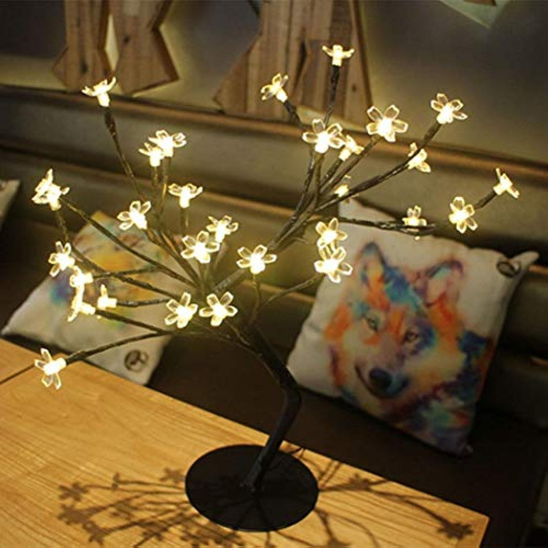 New Home Bars Cafés Romantische Pltze Baumfrmiges LED Nachtlicht