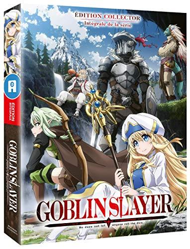 Goblin Slayer-Intégrale Saison 1-Edition Collector DVD
