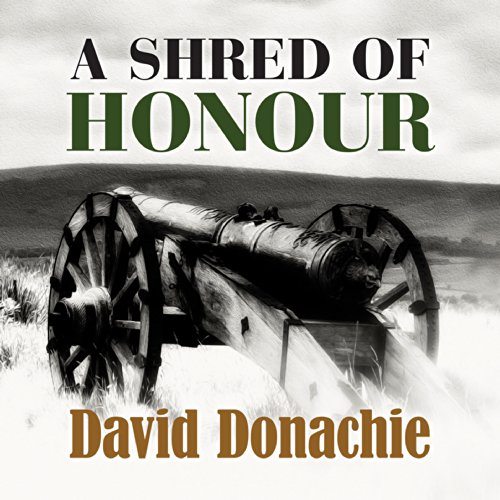 A Shred of Honour audiobook cover art