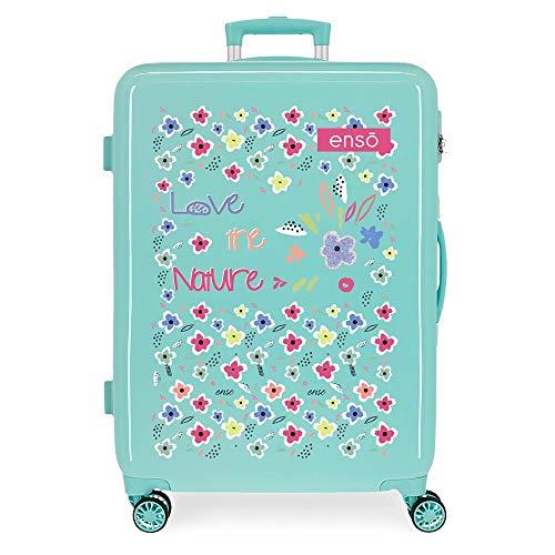 Joumma Bags, S.L. Love The Nature Medium Suitcase, 48 x 68 x 26 cm