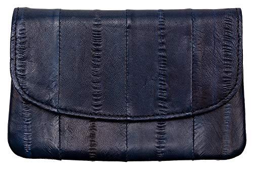 Becksöndergaard Damen Geldbörse Handy Navy Blue Blau   Handlich klein für Geld & Karten   Weich & strapazierfähig aus weichem Leder - 100002-285
