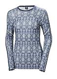 Helly Hansen HH LIFA Merino Graphic Women's T-Shirt Collant - XS