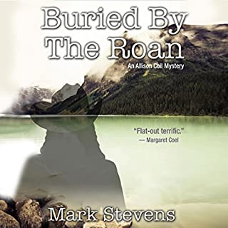 Buried by the Roan cover art