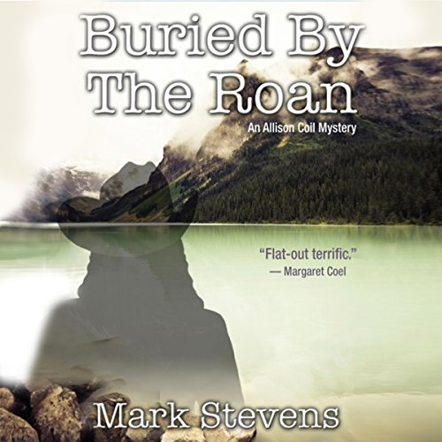 Buried by the Roan audiobook cover art