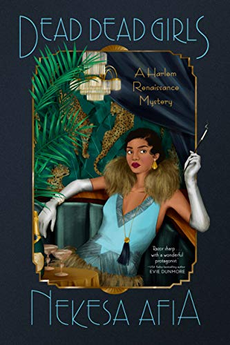 Dead Dead Girls Book Cover