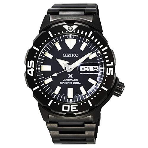 【セット商品】セイコー SEIKO プロスペックス PROSPEX モンスター MONSTER ダイバーズ 自動巻き 腕時計 SRPD29K1 &マイクロファイバークロス 13×13cm付き [逆輸入品]