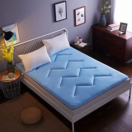 YLCJ matras ademend mesh, opvouwbare matras tatami matras Easy Pad Sleeping Summer Sleeping B 120 x 200 cm