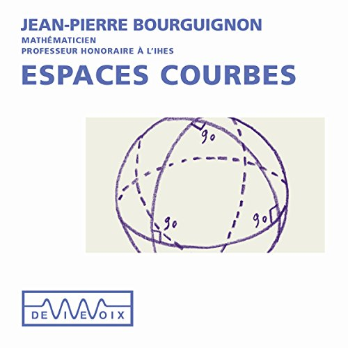 Espaces courbes audiobook cover art