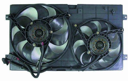 Depo 341–55001–000doble ventilador montaje