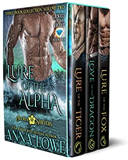 Lure of the Alpha: Three Book Collection - Volume 2 by [Anna Lowe]