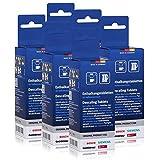 6x Bosch TCZ6002 Entkalkungstabletten für Kaffee Vollautomaten
