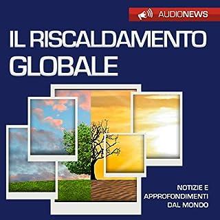 Il riscaldamento globale copertina