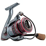 Pflueger 5.2:1 Gear Ratio 20.70' Retrieve Rate President XT Spinning 20 Reel, Left Hand