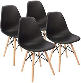 Furmax Pre Assembled Style Mid Century Modern DSW Shell...