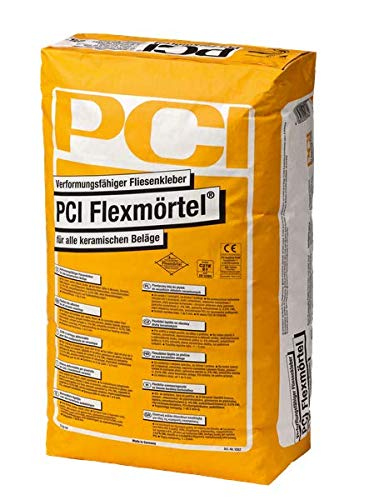 PCI FLEXMÖRTEL, Spezial-Fliesenkleber, 25 kg