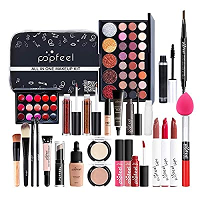 iBaste Make-up-Set Mit Lidschatten