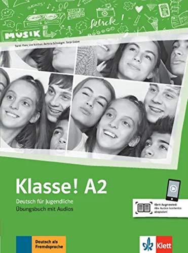 Klasse! a2, libro de ejercicios + audio: Cahier d'activités. Avec pistes audios: Vol. 2