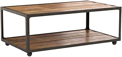 Amazon.com: PadmaS Plantation Coffee Table Salamanca ...