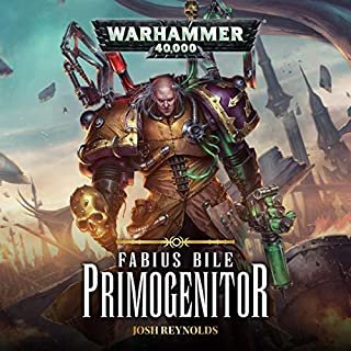 Fabius Bile: Primogenitor audiobook cover art