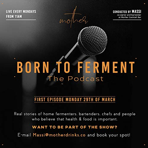 Born To Ferment Podcast By Massi cover art