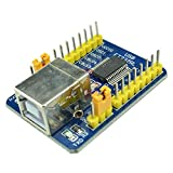 FT232RL USB to TTL Serial Adapter Conveter Square Interface Power Supply Module with USB for Arduino