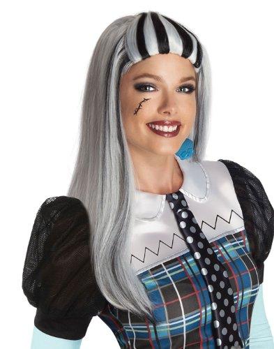 Generique - Perruque Frankie Stein Monster High