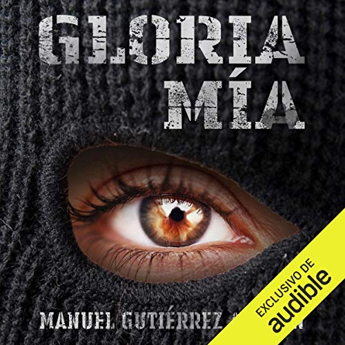 Gloria mía [Gloria Mine] cover art