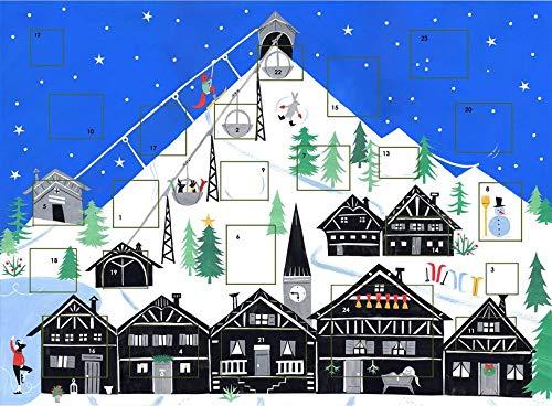 Weihnachten in den Bergen