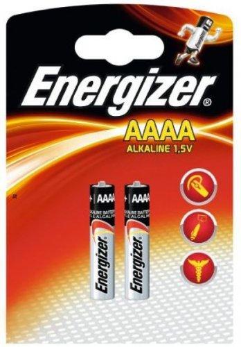 ENERGIZER Blister de 2 Piles Alcaline LR61/E96 AAAA/MN2500
