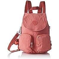Kipling Firefly Up, Mochilas para Mujer, Rosa (Dream Pink), 22x31x14 cm